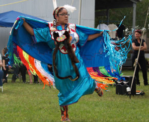 Spring Picnice Native Indian Dance Sealy